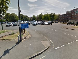 Wakes Car Park, in Willenhall. Picture: Google