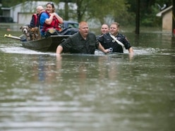 More than 1,000 people rescued and evacuated in Houston floods