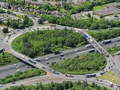Junction 10 revamp work won't start for at least 18 months, highways bosses say