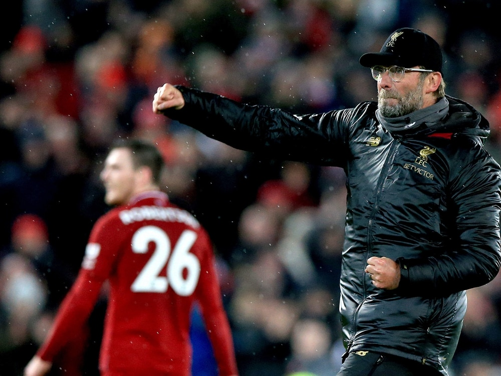 Jürgen Klopp praises Liverpool's maturity after victory at Wolves