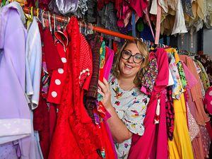 Laura Leo runs Leo's Theatrical Costumiers