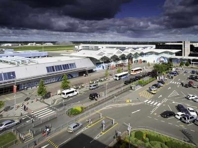 Mother keeps job at Birmingham Airport despite thefts