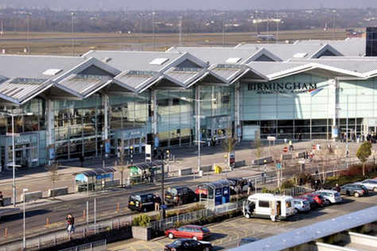 Birmingham Airport in £65m plan to allow expansion