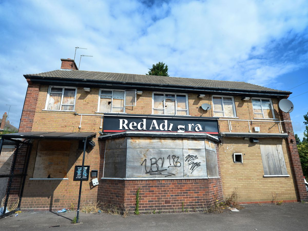 The Red Admiral pub
