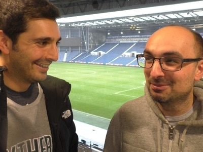 'The officials bottled it!' Joseph Masi furious as West Brom forced to settle for draw - WATCH