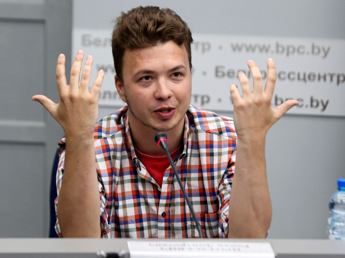 Belarus Dissident