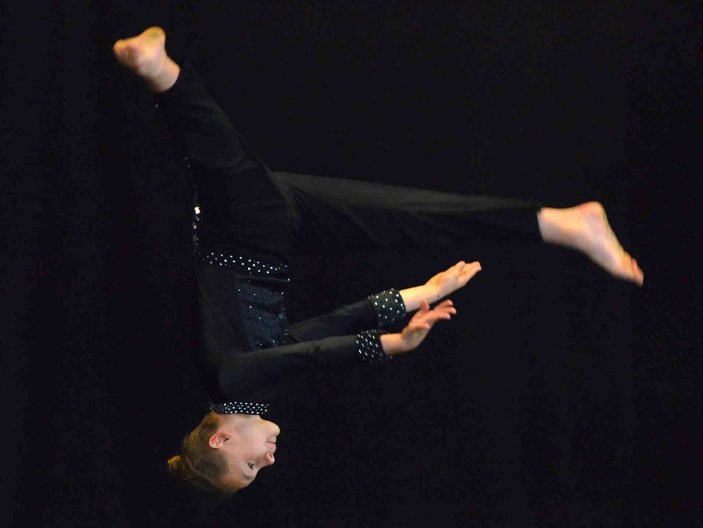 Real-life Billy Elliot takes on the world in prestigious competitions