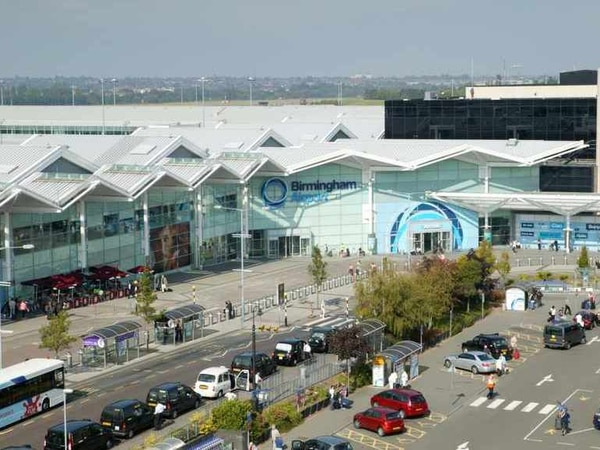 Birmingham Airport fined £100,000 after boy trapped in baggage conveyor belt