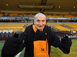 WATCH: Dream day at Molineux for 92-year-old Wolves fan Archie