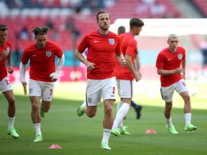 Harry Kane is focused firmly on leading England to Euro 2020 glory