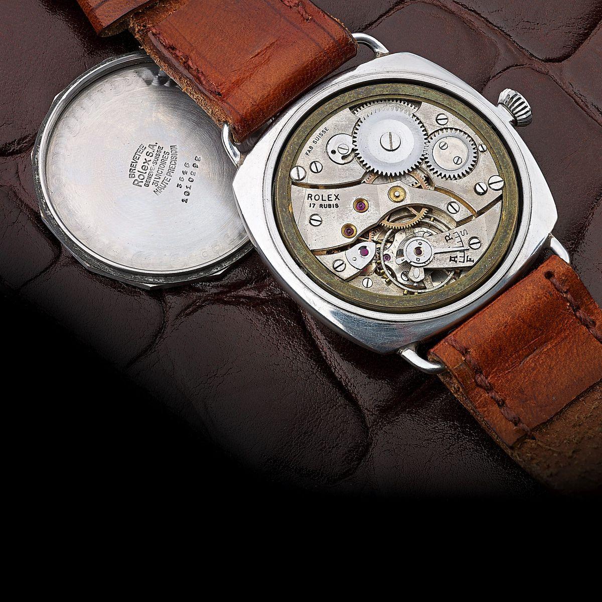 The Rolex Panerai Military Diver's watch
