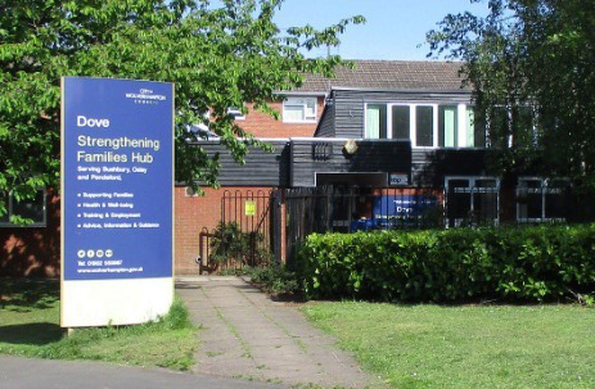 Dovecotes Tenant Management Organisation (TMO), Ryefield in Wolverhampton