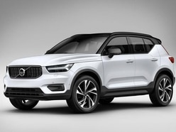 Volvo unveils new XC40 compact SUV in Milan