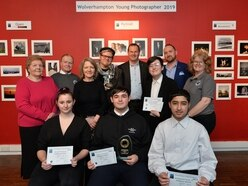 Wolverhampton's top young photographers named