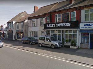 Balti Towers, in Long Lane, Halesowen. Photo: Google Street View