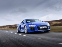 First Drive: Audi's R8 V10 RWS shows that the fun doesn't end without quattro