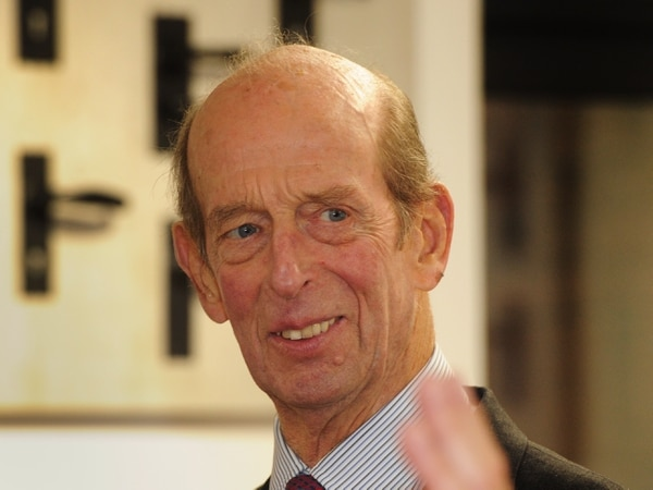 Duke of Kent opens new £4m warehouse creating jobs in Cradley Heath