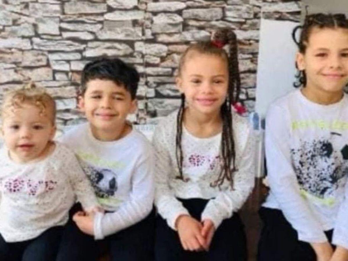 The missing Jackman children