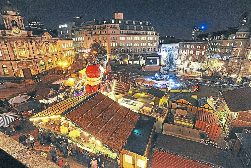 be reviewing their response and increasing visible patrols where required to provide reassurance to those visiting working and living in birmingham - Birmingham Christmas Market