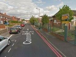 Armed police seal off West Bromwich road in 'gun alert'