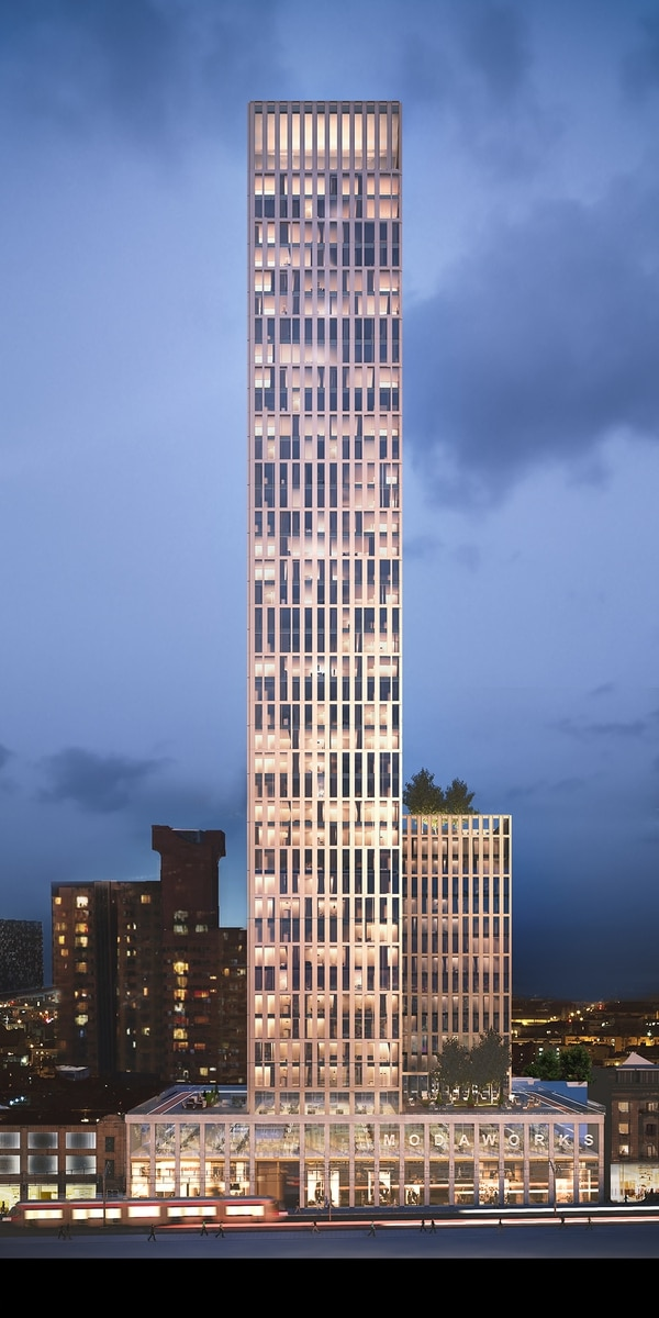 Birmingham S Tallest Apartment Building Gets Green Light