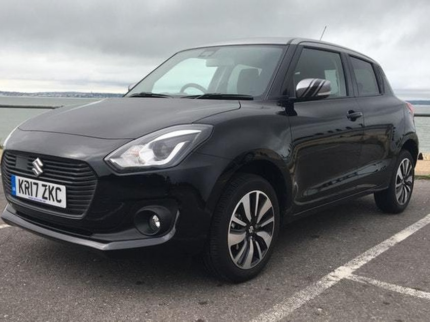 Getting acquainted with our new Suzuki Swift long-termer