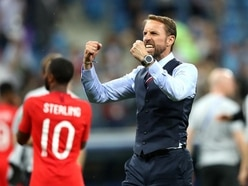England manager Gareth Southgate suffers dislocated shoulder while out running