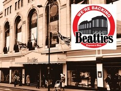 We're backing Beatties: We need YOUR help to save iconic Wolverhampton store