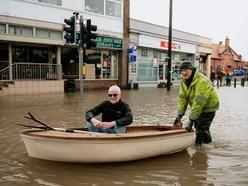 Flood warnings from Shrewsbury to Bewdley as River Severn rises again