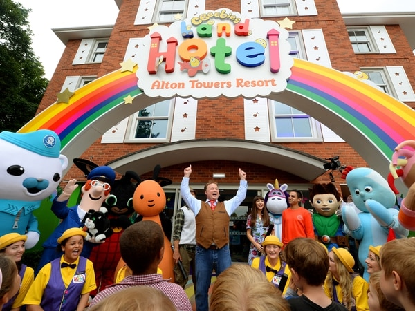 Cbeebies Land Hotel, Alton Towers - travel review