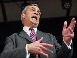 Farage accuses MEPs who quit Brexit Party of personal links with Tories