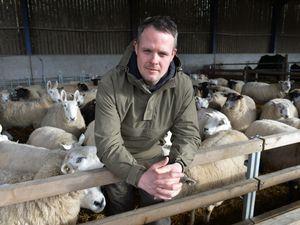 Farmer Adam Neachell