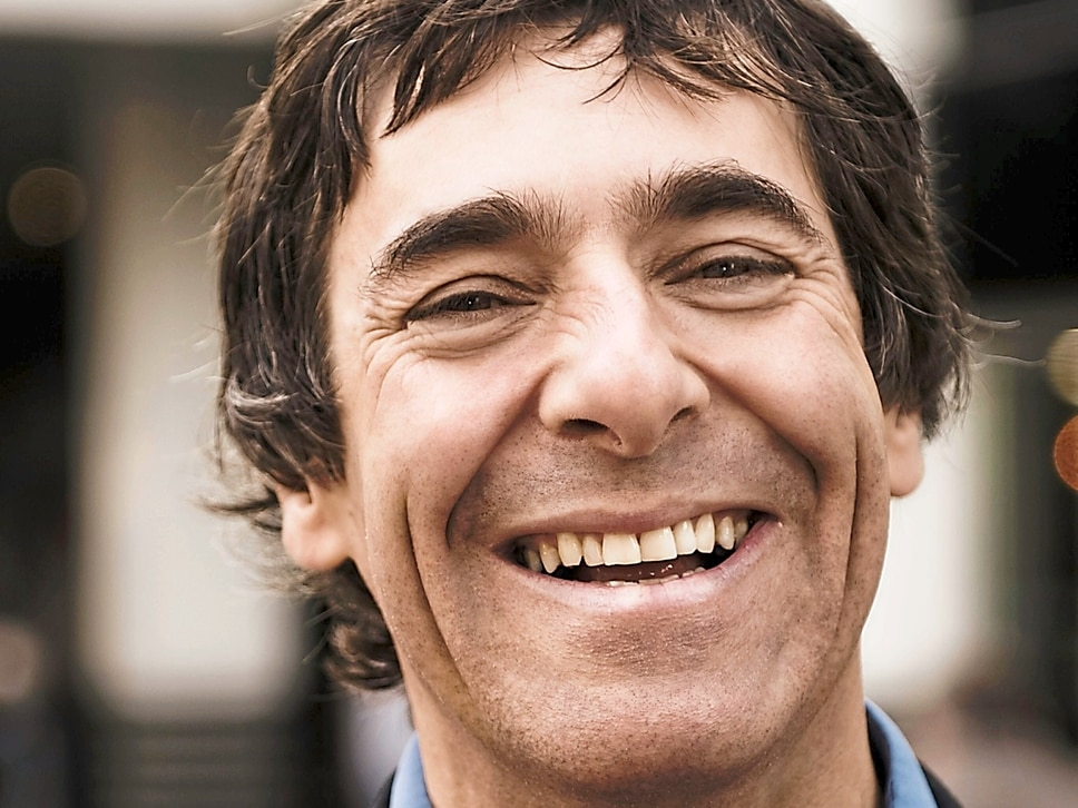 Tales and laughter from man of steel: Mark Steel talks ahead of Midlands and Shropshire shows