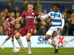 Aston Villa's James Chester returns to action