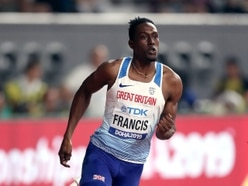 Injury costs Miguel Francis in Doha