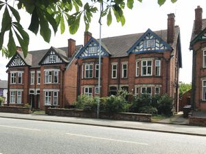 The properties in Tettenhall Road
