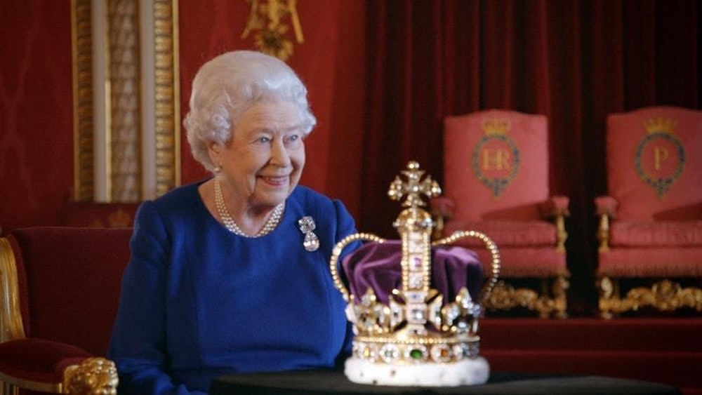 Queen Elizabeth II gives candid interview about royal crown jewels and coronation