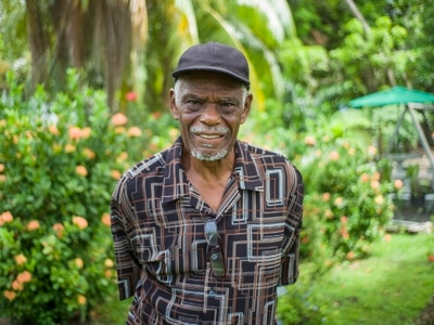 'I've lost three years of my life' - Windrush pensioner was stranded in Jamaica