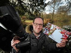 Capture wildlife for Staffordshire Wildlife Trust calendar