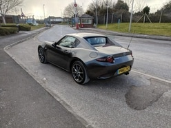 We say goodbye to our beloved Mazda MX-5 RF