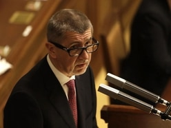 Czech PM facing fraud charges 'might not be part of government'