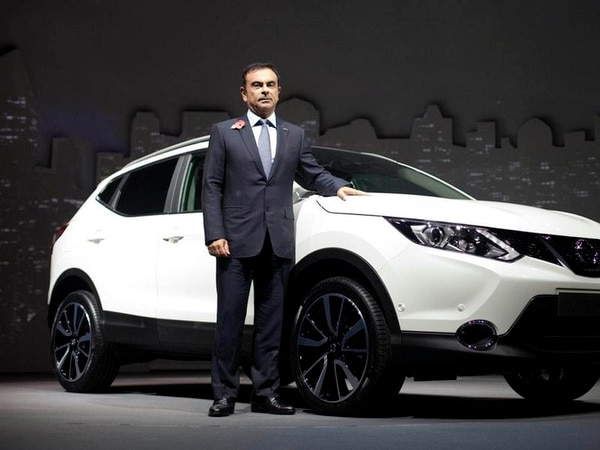 Nissan chairman Carlos Ghosn ousted over 'falsified' income reports