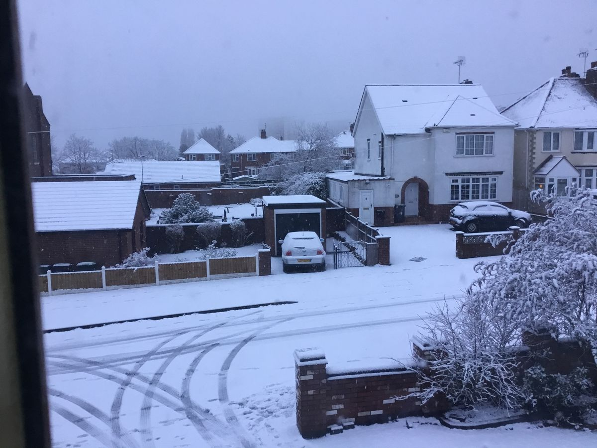 Sally Tranter shared this from Rowley Regis