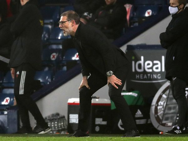 Slaven Bilic head coach / manager of West Bromwich Albion. (AMA)
