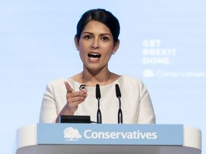 Andy Richardson: 'Home Secretary Priti Patel has ridden the storm by being the Prit that Sticks'