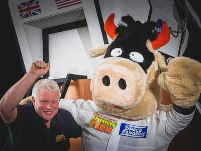 Staffordshire farm to mark moon landing with unique event