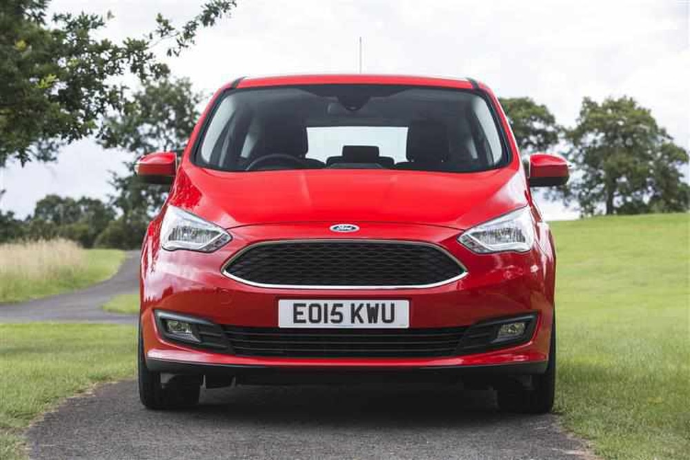 ford c max review head of the pack express star. Black Bedroom Furniture Sets. Home Design Ideas