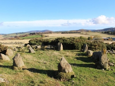 Stone circle thought to be thousands of years old 'built in 1990s'
