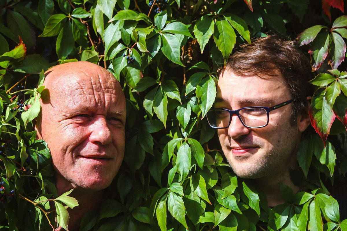 Alex Paterson and Michael Rendall write The Orb's latest record