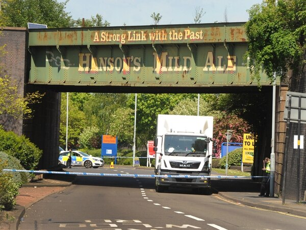 Stafford Road collision: Man hit by lorry in Wolverhampton